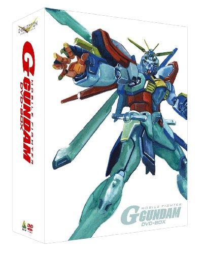 G-SELECTION 機動武闘伝Gガンダム DVD-BOX 【初回限定生産商品】