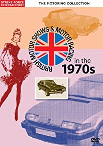 The Motoring Collection British Motor Shows & Motor Racing In The 1970s [REGION 0 - PAL] [DVD]