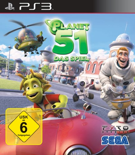 PLANET 51 [IMPORT ALLEMAND] [JEU PS3]