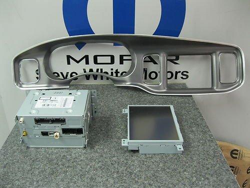 DODGE CHARGER NAVIGATION NAV GPS RADIO RB5 UPGRADE 8.4