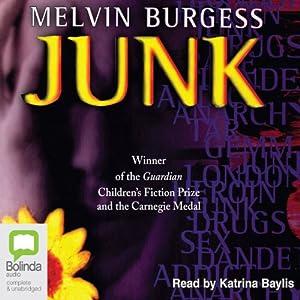 Junk | [Melvin Burgess]