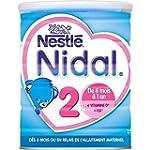 Nestl� Nidal 2 - Lait infantile 2�me...