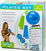 Cory Everson Pilates Toning Set (8 piece)