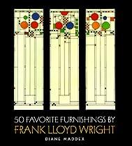 50 Favorite Furnishings by Frank Lloyd Wright