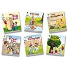 STAGE 1 WORDLESS STORIES B PACK (Oxford Reading Tree)