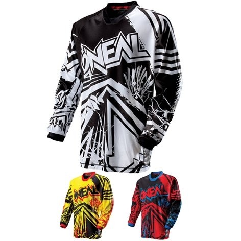 Buy Low Price O'Neal Racing Mayhem Roots Jersey (0012-102)