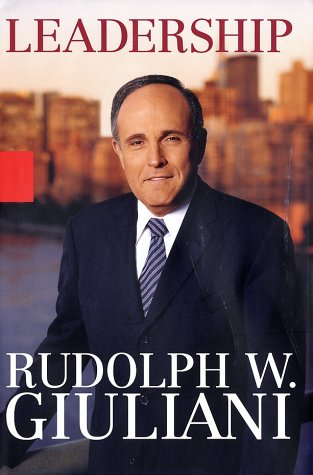 Leadership, RUDOLPH W. GIULIANI