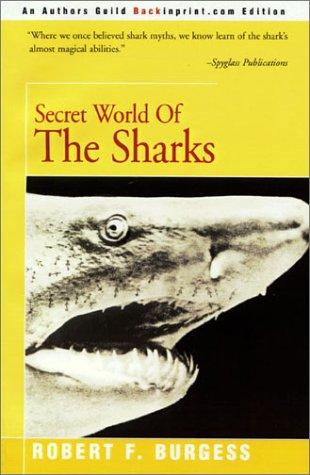 Monde secret des requins