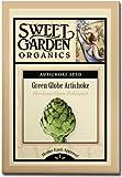 Green Globe Artichoke - Heirloom Seeds