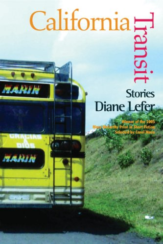 Book: California Transit - Stories by Diane Lefer