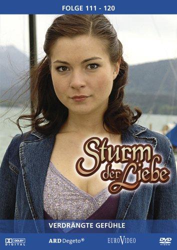 Sturm der Liebe 12 - Folge 111-120: Verdrängte Gefühle (3 DVDs)
