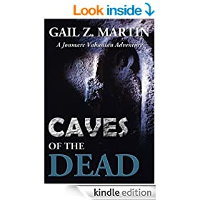Caves Of The Dead (A Jonmarc Vahanian Adventure #2)