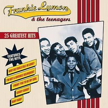 Frankie Lymon & The Teenagers - 25 Greatest Hits [25trx] - Zortam Music