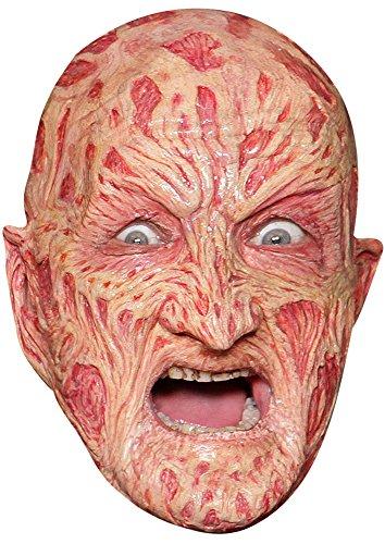 Cardboard Freddy Krueger Mask