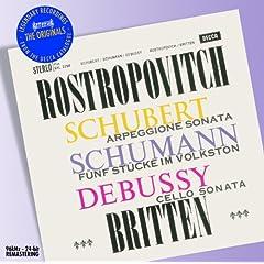 Sonata for Arpeggione and Piano in A minor, D.821 - 2. Adagio