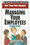 img - for Managing Your Employees (Run Your Own Business) book / textbook / text book