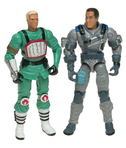 Picture of Brian's G.I. Joe: G.I. Joe Spytroops Sgt. Hacker and Scalpel Figure (B00008JOJW) (G.I. Joe Action Figures)