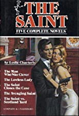 The Saint : five complete novels