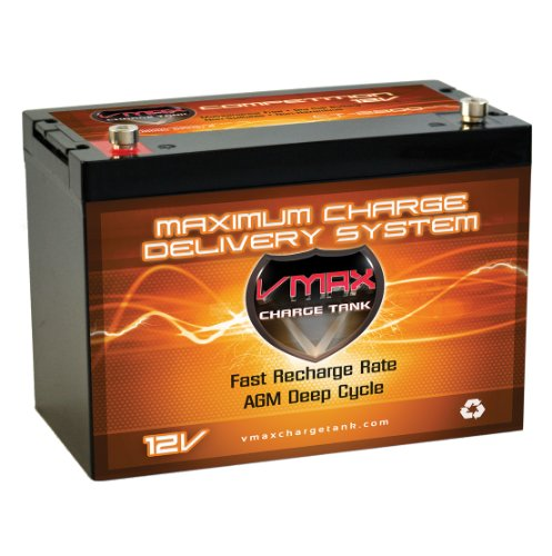 VMax Charge Tank 2200 Watt Ultimate Car Audio Charge Tank Battery