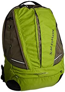 Salomon L11889100 Tracks 25 Sac à dos 47 x 29 x 18 cm 24 l Kiwigreen/ swamp