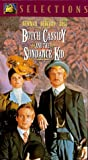 Butch Cassidy and the Sundance Kid [VHS]