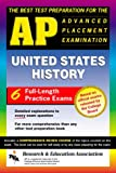 The Best Test Preparation for the AP United States History Test Preparations) (0878918442) by McDuffie, J. A.
