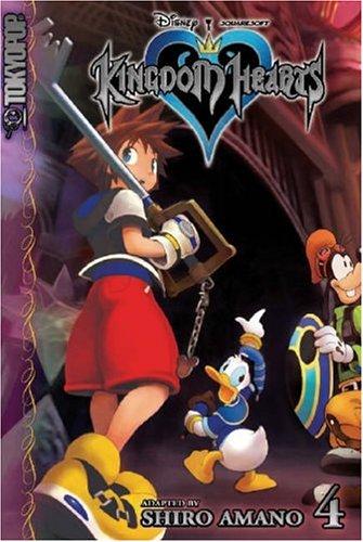 Kingdom Hearts: Volume 4: v. 4 (Kingdom Hearts (Graphic Novels))