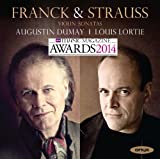 Franck & Strauss - Augustin Dumay and Louis Lortie