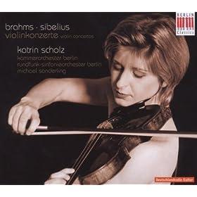 Violin Concerto in D Minor, Op. 47: II. Adagio di molto