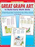 img - for Great Graph Art to Build Early Math Skills: 50 Reproducible Activities That Help Kids Practice Addition, Subtraction and Basic Graphic Skills as They ... Surprises! (Math Skills Made Fun, Grades 1-2) book / textbook / text book