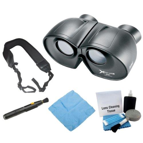 Bushnell 130521 Spectator 4X30Mm Binocular + Enhanced Lens Cleaning Kit + Accessory Kit