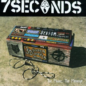 7 Seconds - Music, the Message [Vinyl LP] - Zortam Music