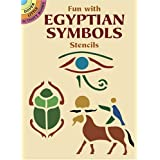Fun with Egyptian Symbols Stencils (Dover Little Activity Books)by Ellen Harper