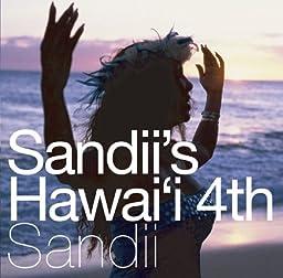 Sandii\'s Hawaii 4th Cd