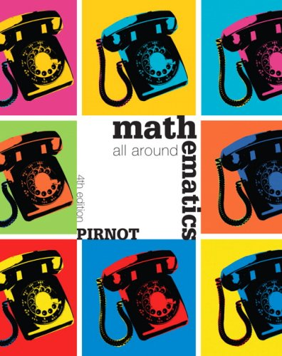 Mathematics All Around (4th Edition)