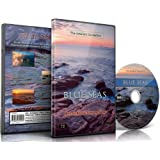 Ocean DVD - Blue Seas with Relaxing Videos of Beaches with Nature Sounds