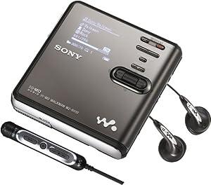 Sony MZ-RH10 Hi-MD Walkman Digital Music Player/Recorder