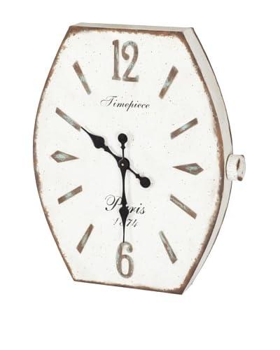 Mercana Tehama Wall Clock As You See