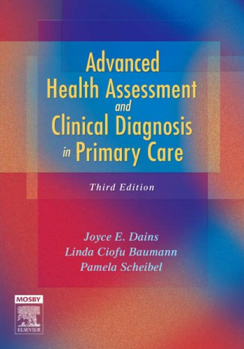 Advanced Health Assessment & Clinical Diagnosis in...