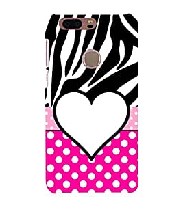 Love Dhoka 3D Hard Polycarbonate Designer Back Case Cover for Huawei Honor 8
