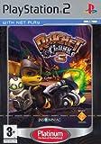 echange, troc Ratchet & Clank 3: Platinum (PS2) [import anglais]