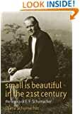 Small Is Beautiful in the 21st Century: The Legacy of E. F. Schumacher (Schumacher Briefings)