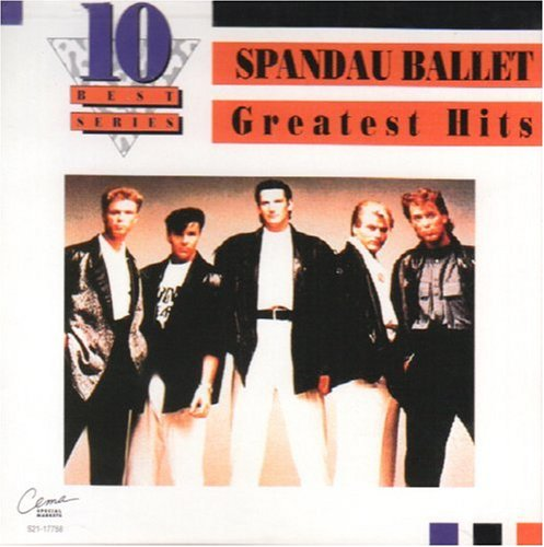 Spandau Ballet:Greatest Hits