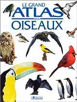 GRAND ATLAS DES OISEAUX