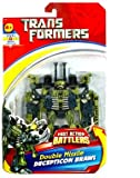 Transformers Fast Action Battlers - Desert Blast Decepticon Brawl