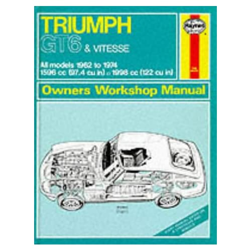 Contents contributed and discussions participated by alfred arelt triumph gt6 shop manual fandeluxe Images