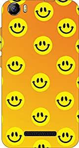 JOHN PRINTED BACK COVER FOR Micromax Canvas Spark 2 Q334 Article-14354
