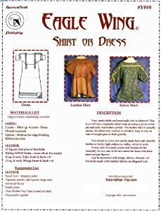 Medieval Dress Sewing Pattern