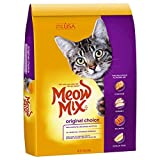 Meow Mix Original Choice Dry Cat Food, 16-Pound