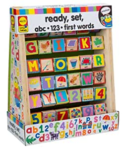 ALEX Toys Little Hands ABC 123 First Words